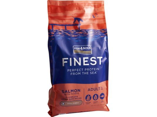 Fish4Dogs - Salmon Complete - Losos - Mini - 6kg