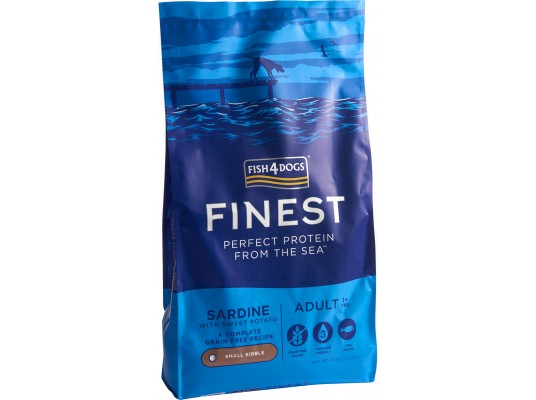 Fish4Dogs - Fish Complete - Ryba - Mini- 6kg