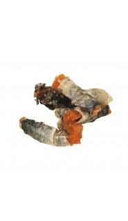 Fish4Dogs - Finest - Wraps - Sladký zemiak obalený kožou z rýb