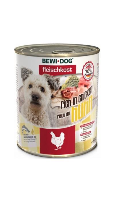 Bewi Dog - Kurča - 800g