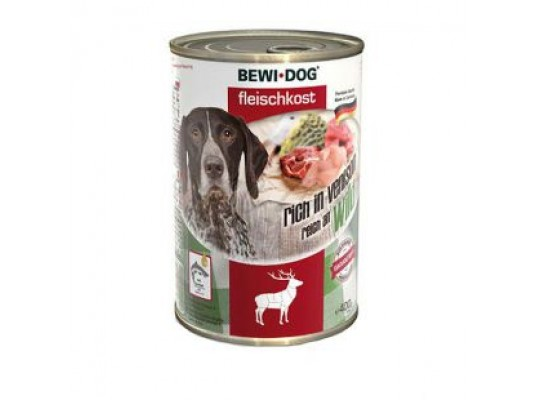 Bewi Dog - BewiDog Zverina  400g