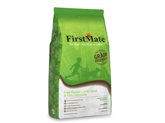 FirstMate - Grain Friendly Free Range Lamb Meal & Oats 11,4 kg