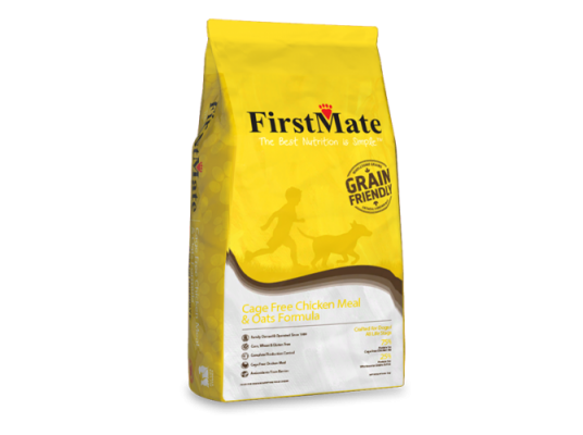 FirstMate - Grain Friendly Free Range Chicken & Oats 11,4kg