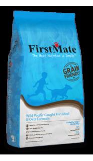 FirstMate - Grain Friendly Wild Ocean Fish & Oats