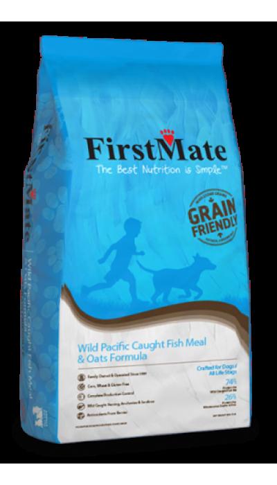 FirstMate - Grain Friendly Wild Ocean Fish & Oats 11,4kg