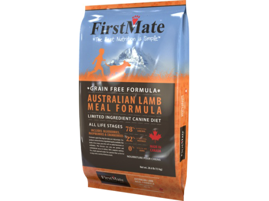 FirstMate - Australian Lamb and Potato  13kg
