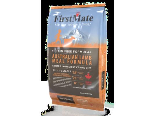 FirstMate - Australian Lamb and Potato 6,6kg