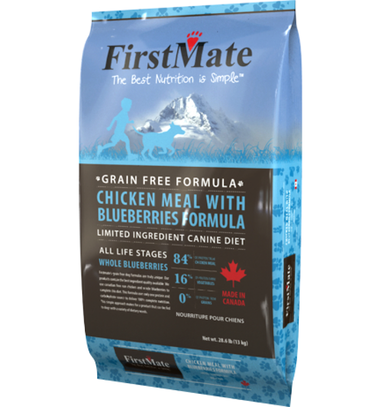 FirstMate - Chicken & Blueberries and Potato  2,3kg