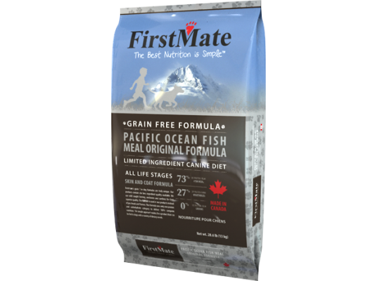 FirstMate - Dog Pacific Ocean Fish and Potato  Original 13kg