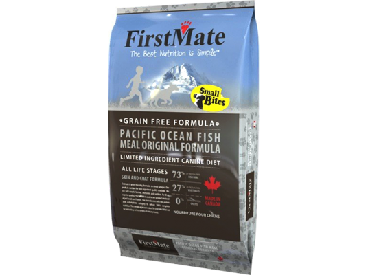 FirstMate - Dog Pacific Ocean Fish and Potato Original 2,3kg