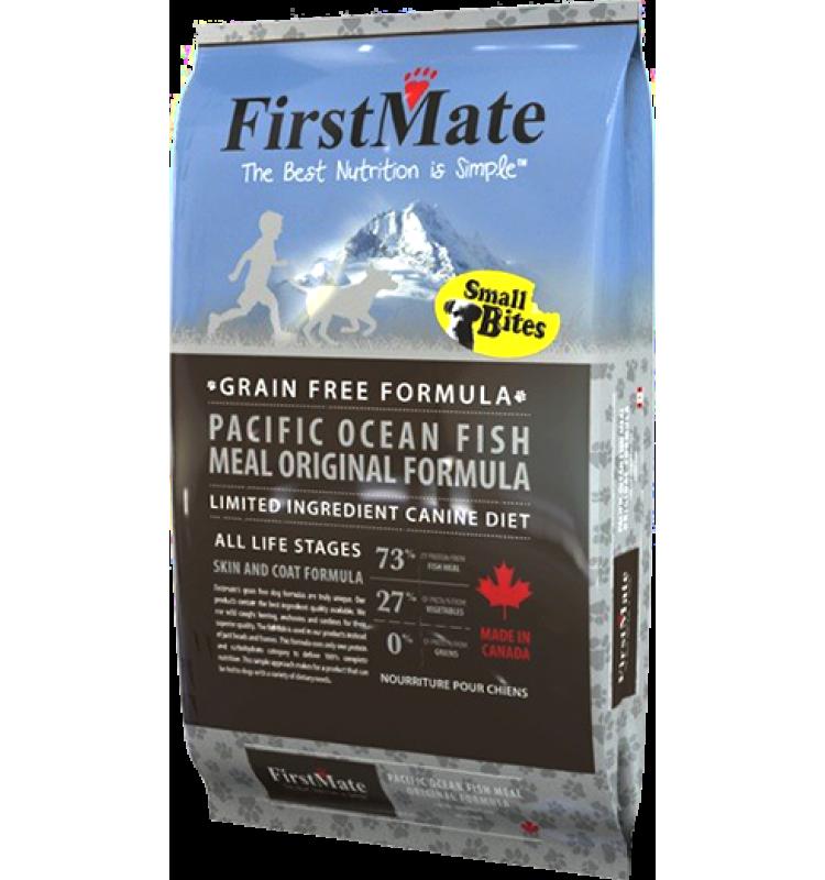 FirstMate - Dog Pacific Ocean Fish and Potato Original 2,3kg