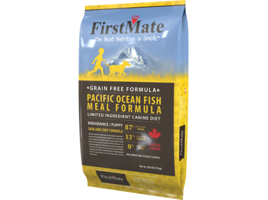 FirstMate - Pacific Ocean Fish and Potato Puppy 6,6kg
