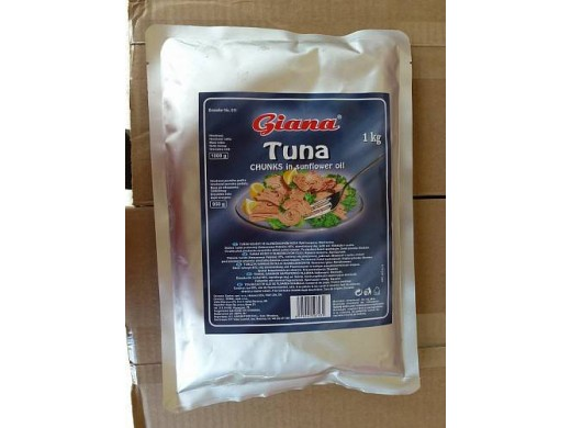 Giana - Giana Tuniak kúsky 1kg