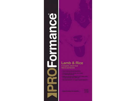 ProFormance -  Proformance - Lamb and Rice- 15kg