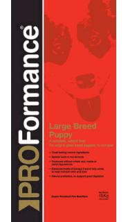 ProFormance - Puppy - Large Breed - 15kg
