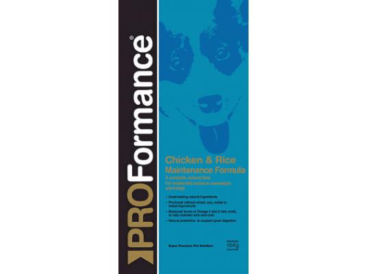 ProFormance - ProFormance - Maintenance - Chicken & Rice - 15kg