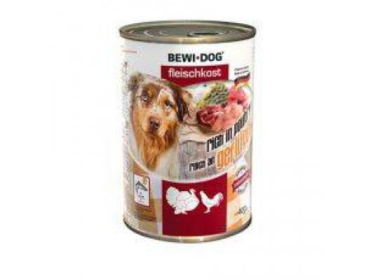 Bewi Dog - BewiDog Hydina - 400g