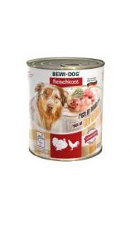 Bewi Dog - Hydina - 800g