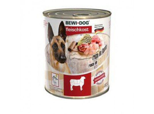Bewi Dog - Jahňa - 800g