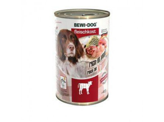Bewi Dog - BewiDog Telacie 400g