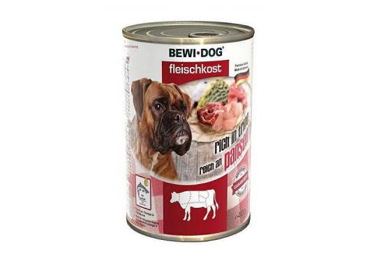 Bewi Dog - BewiDog Hovädzie držky - Tripe - 400g